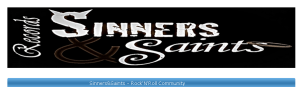 Sinners Saints - Rock'N'Roll Community